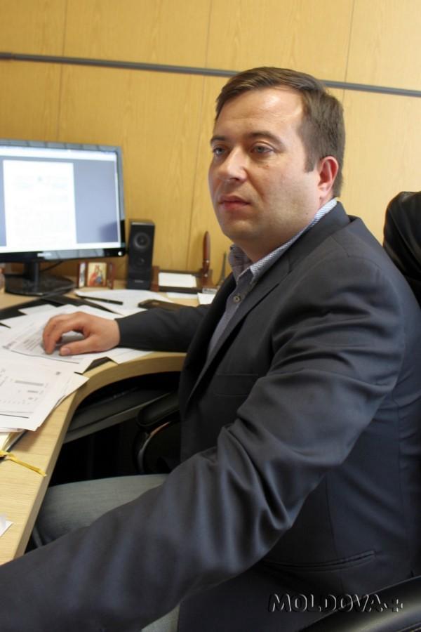 Марин Мортян, глава Управления Министерства сельского хозяйства