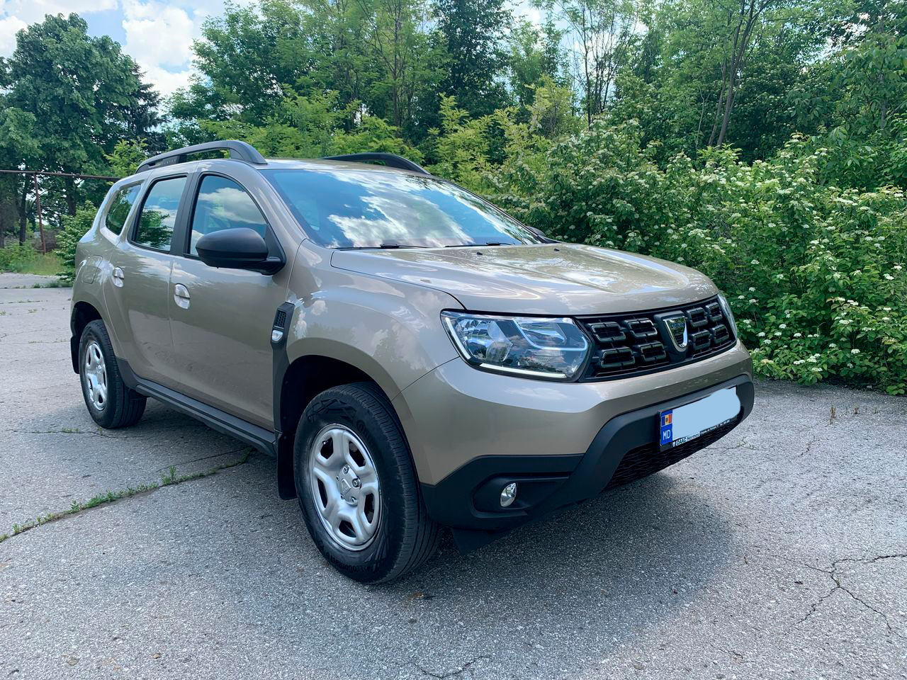 Dacia Duster - румынский внедорожник