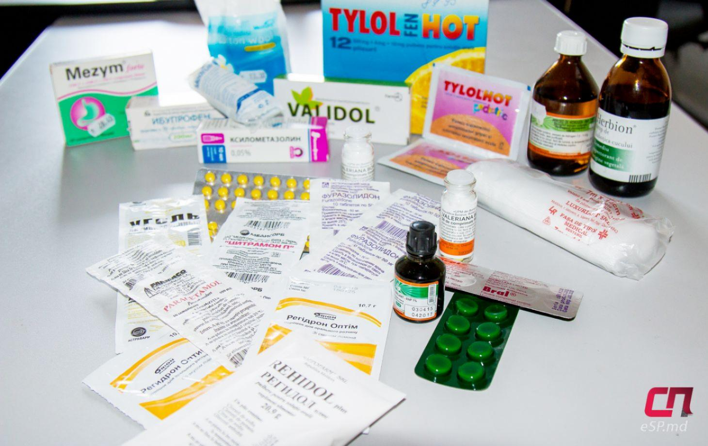 лекарства для детей