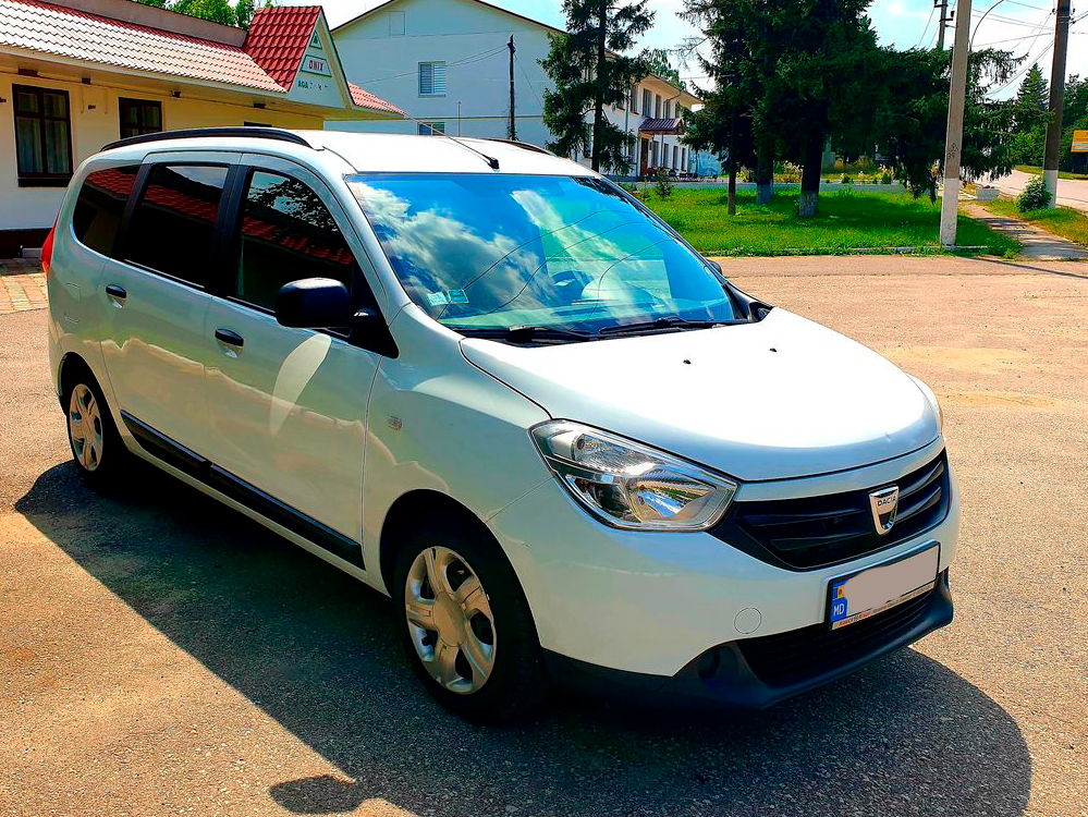 Дешёвая Dacia Lodgy