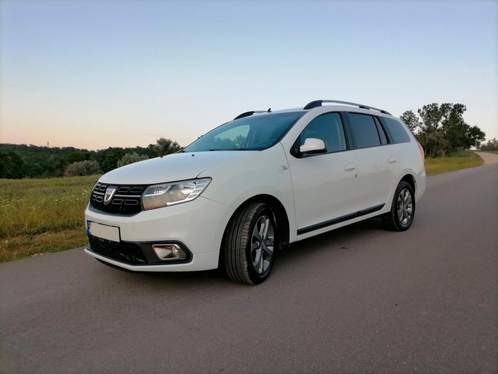Dacia Logan MCV вполне себе