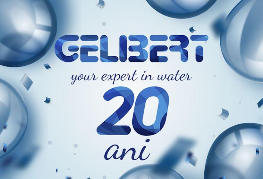 Компания «Gelibert» отмечает 20-летие