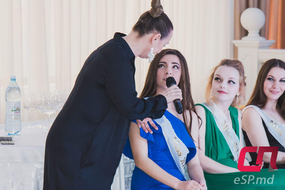 Анастасия Мельник - Мисс СП