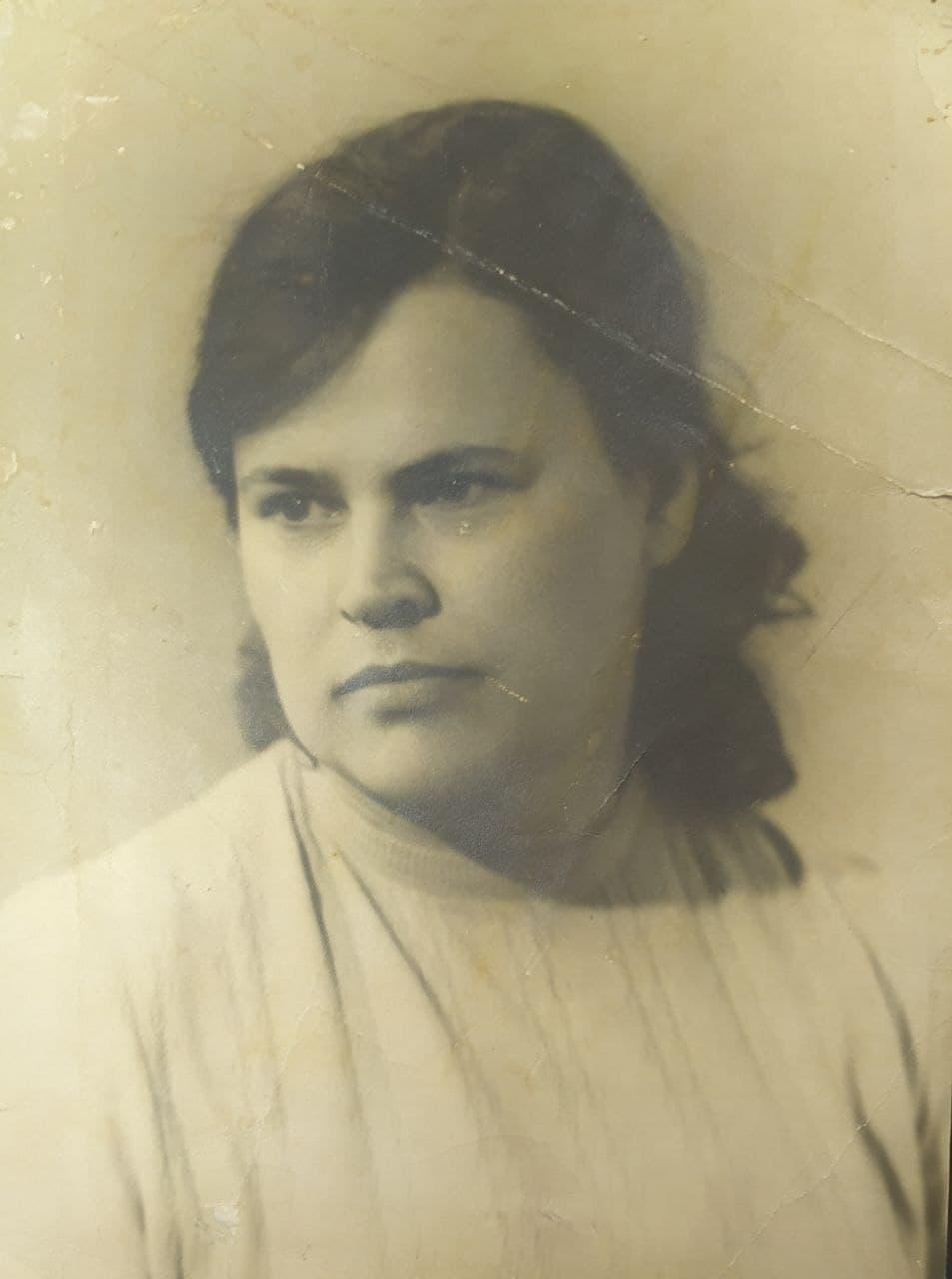 Фото в молодости