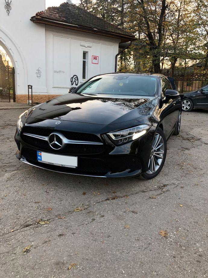 Mercedes-Bens CLS