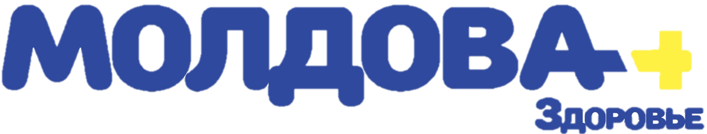 moldova+ здоровье лого