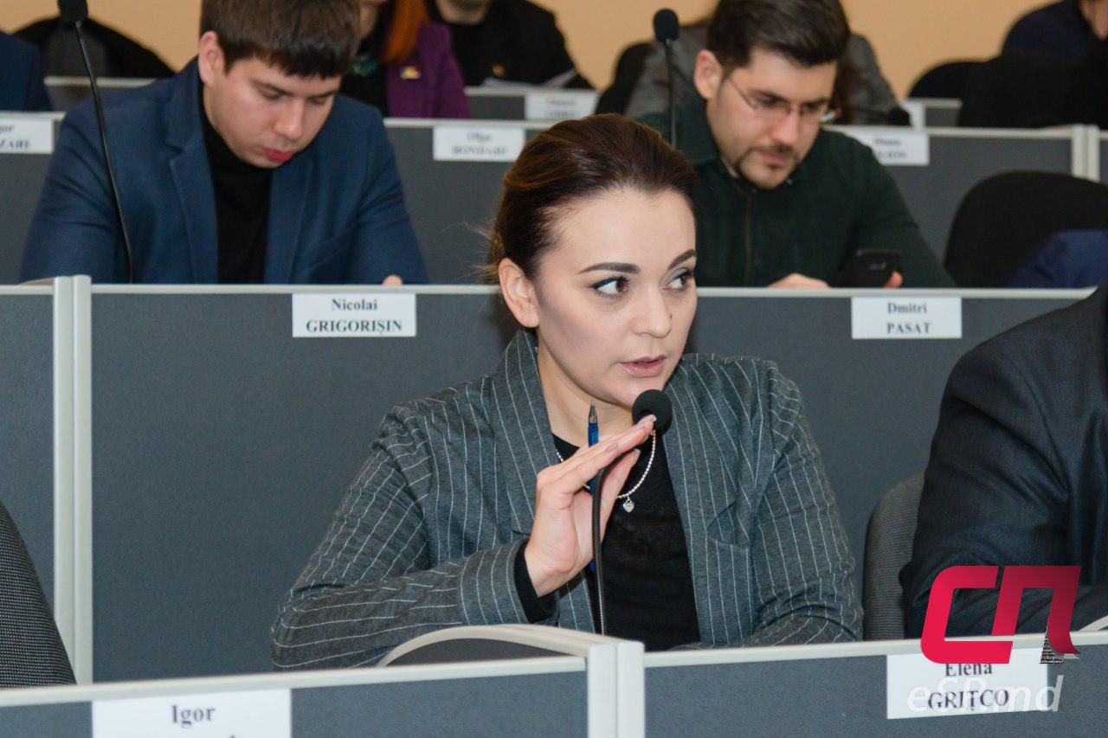 Елена Грицко