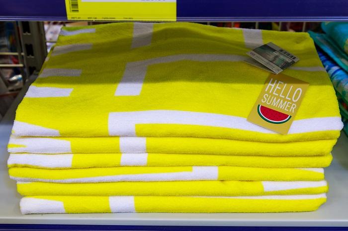 Купить пляжное полотенце