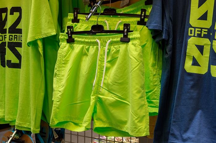 Мужские шорты для пляжа