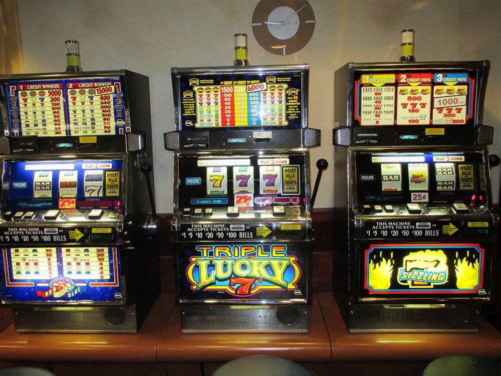 Игровые автоматы путешествие