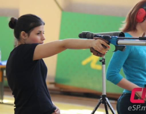 Соревнования по стрельбе ко Дню Победы в Бельцах
