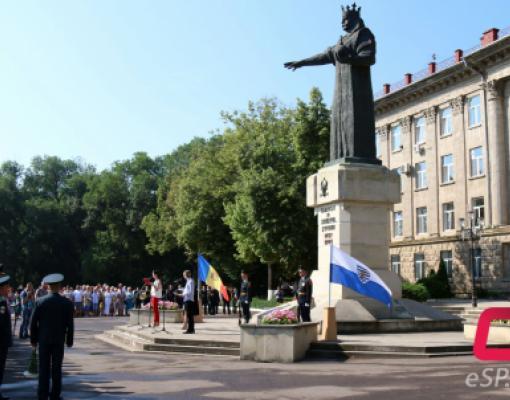 Памятник Штефану чел Маре в Бельцах, возложение, достопримечательности