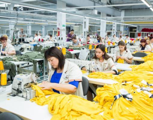 Швейная фабрика в Бельцах