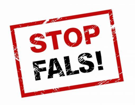 Stop false! Пропаганда