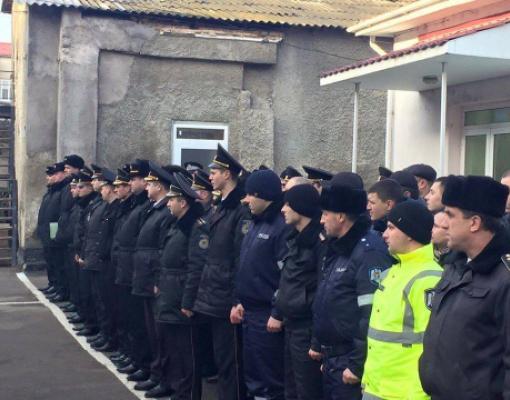 Полиция Бельцы