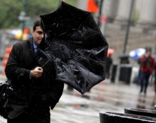 Метеорологи предупреждают о новом урагане