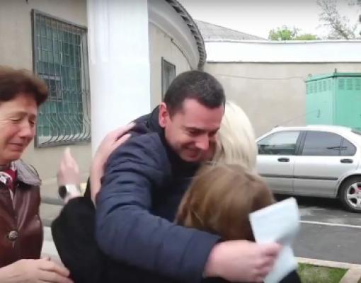 мэр Бессарабки Валентин Чимпоеш