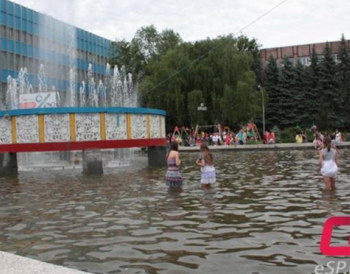 Бельцкий фонтан