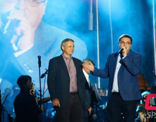 Дмитрий Чубашенко и Ренато Усатый