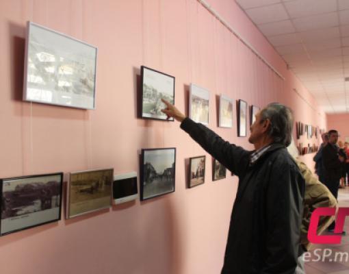 В преддверии Дня города в Музее истории и этнографии открылась выставка фотокарточек с видами города начала XX века под названием «Воспоминания о Бельцах».