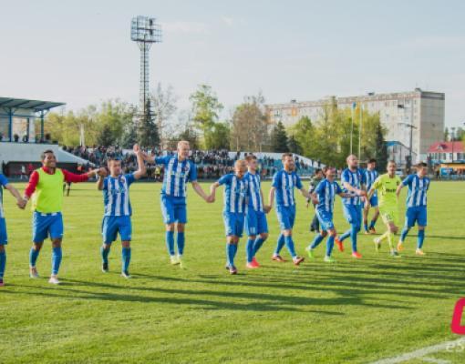 Футбол Заря - Петрокуб