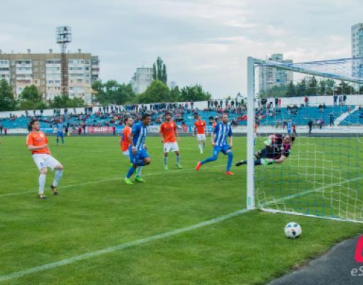 Футбол ФК «Заря» - ФК «Унгень»