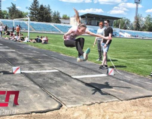 Международный турнир по лёгкой атлетике в Бельцах