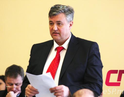 Сергей Киселёв, глава ДПМ в Бельцах
