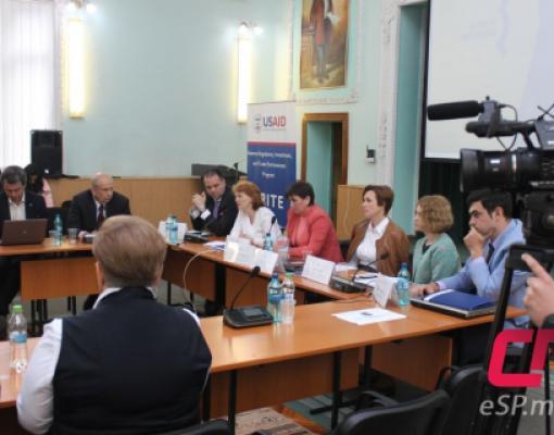 Региональный бизнес-форум прошёл 17 апреля в Бельцах.