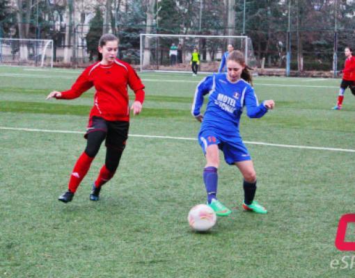 Женский футбол, Бельцы