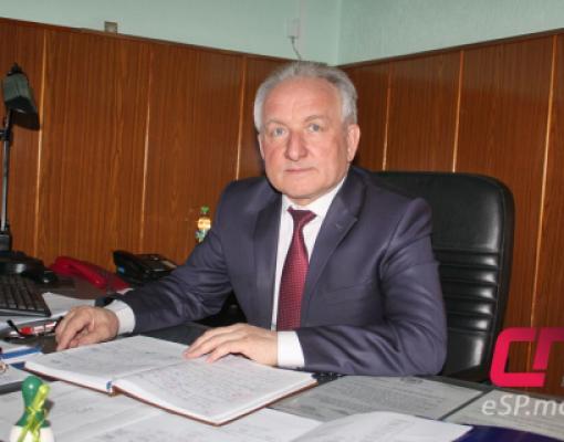 Ректор БГУ Ион Гаджим