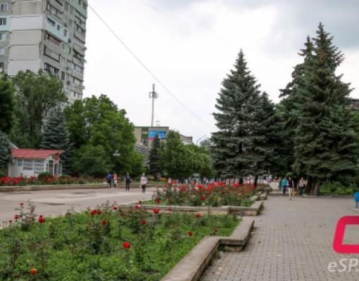 Центральная площадь, ул. Индепенденций