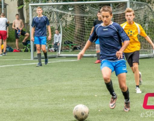 Мини-футбольный турнир в честь дня Национальной армии