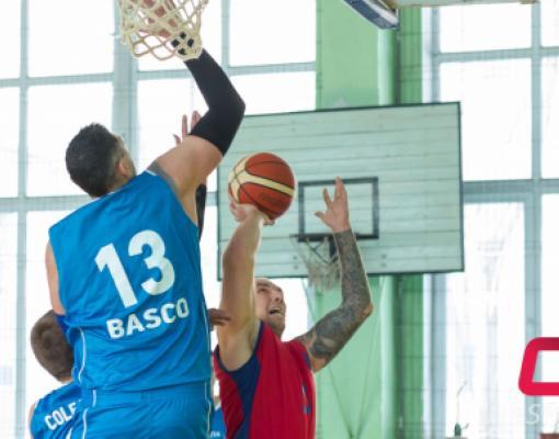 баскетбол Баско - «Рыбница»