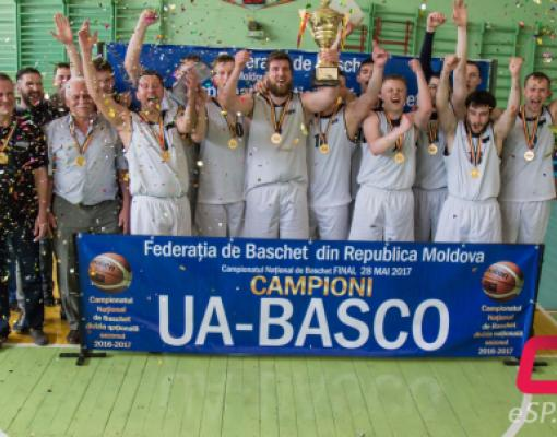 Команда «UA-Баско» ликует.