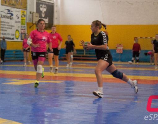 Женский гандбол в Бельцах