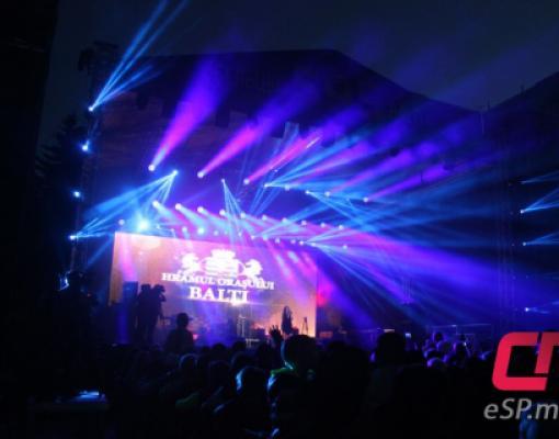 День города Бельцы - 2016, концерт