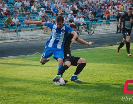 Заря - Петрокуб футбол в Бельцах