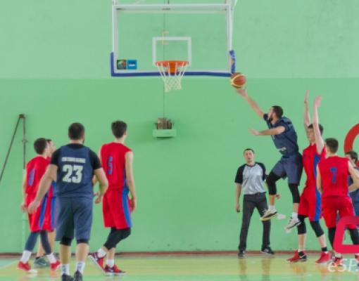 Баскетбол в Бельцах, «Спортшкола № 1» - «Сорока-баскет»