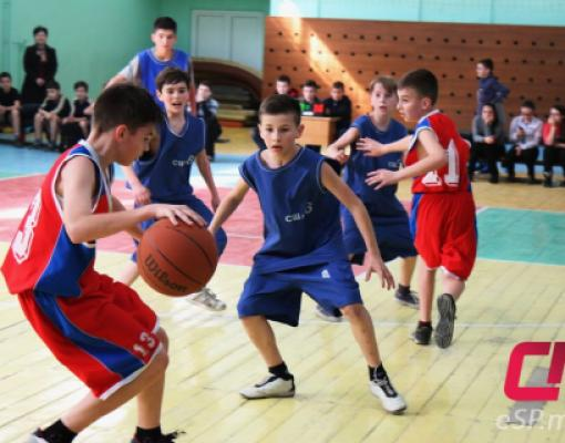 Баскетбол, Бельцы, лицей Дж. Кошбука