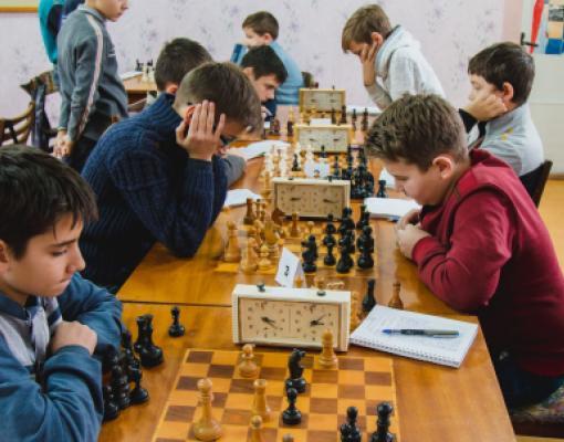 Чемпионат по шахматам