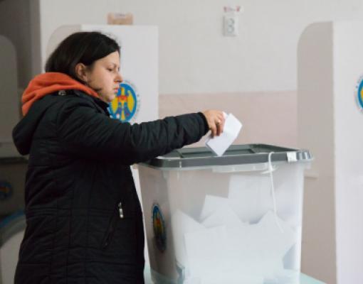 Выборы президента в Бельцах