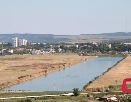 Гребной канал в Бельцах