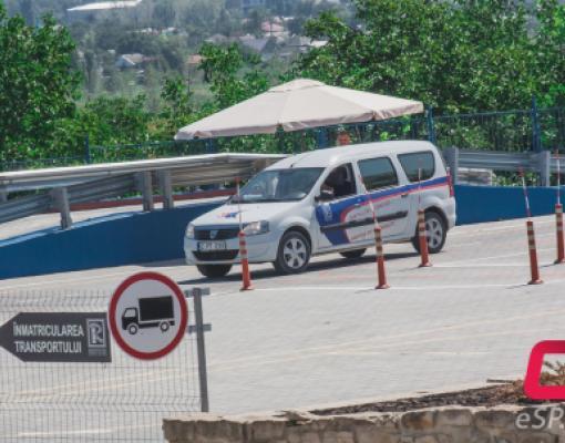 Экзамен на получение водительских прав в Бельцах. Автодром в МРЭО bdf548c72ab