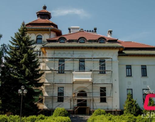 Здание бельцкой епархии