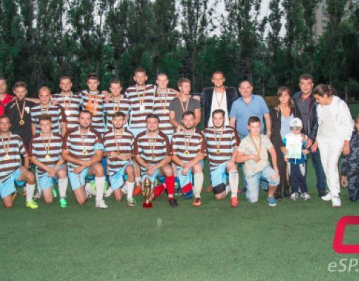 «Olgzavas-grup» — футбольный чемпион Бельц-2017