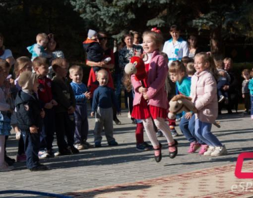 Праздник для воспитанников бельцкого Центра временного размещения и реабилитации детей
