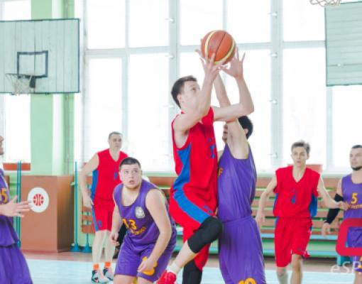 Баскетбол Бельцы «Спортшкола № 1» — БК «Чадыр Лунга»