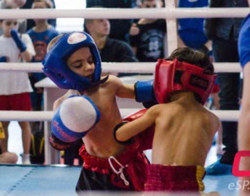 Чемпионат Бельц по кикбоксингу среди детей