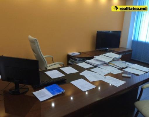 Офис главы «Apă-Canal Chişinău» с «золотым телевизором» за 50 тыс. леев